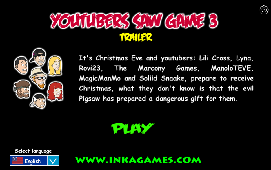 games 3 gift evil