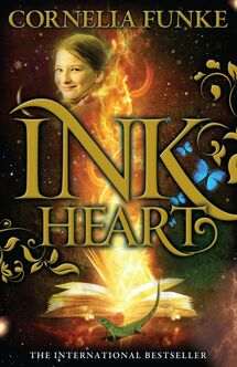 Inkheart Chicken House 2011 paperback