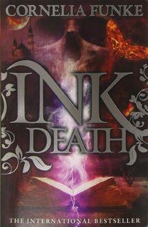 Inkdeath Chicken House 2011 paperback