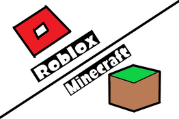 Roblox Vs Minecraft V1