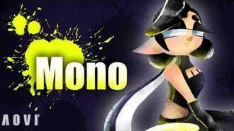 "Mono - Cuttline's solo - Sea Beats Splatoon 3 project ""Nova"""