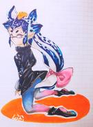 Hachimitsu milk 1