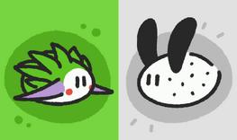 Sea Sheep vs Sea Bunnies