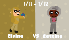 Giving Vs Getting