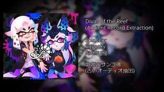 Splatoon 3 Splatfest Main Theme - Divas of the Reef (Ancient Record Extraction) feat