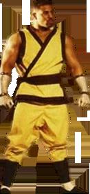 Jax Shaolin