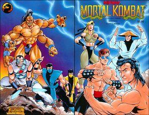 Mortal kombat collertor's edition