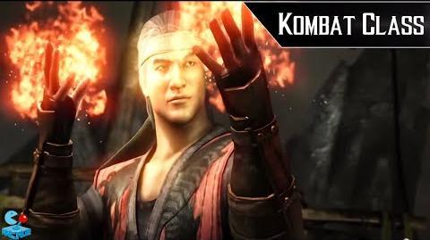 Mortal Kombat X Kombat Class - Liu Kang