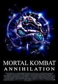 Mortal Kombat Annihilation Logo