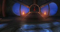 Shao kahn throne room (armageddon)
