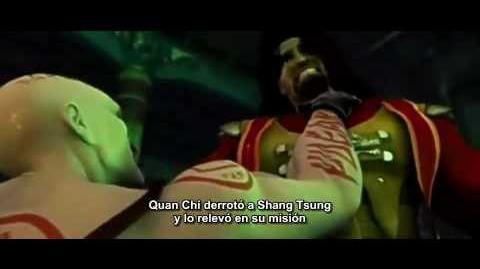 Intro Subtitulada Mortal Kombat Deception-0
