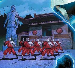 Liu kang temple