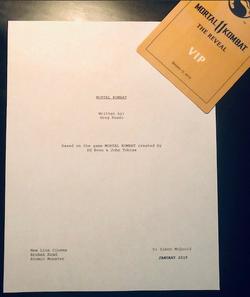 Nuevo guion