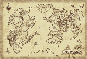 Map of Outworld
