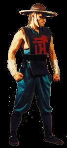 Kung lao (antony marquez)