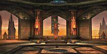 Shinnok s Throne Room