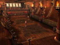 Nethership Interior