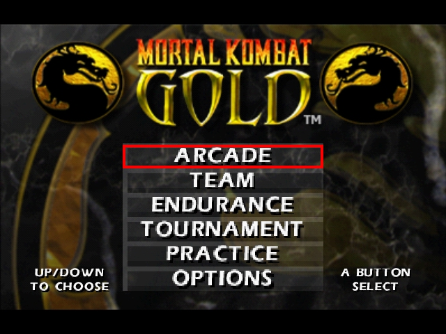 Mortal kombat gold rom (iso) download for sega dreamcast coolrom. Com.