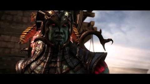 Mortal Kombat X Kombat Klass -- Kotal Kahn