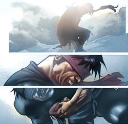Kenshi (comic) (2)