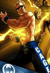 Cage (comics) (!)