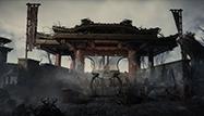 Shang Tsung's Island Ruins