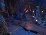 Garden of Statues