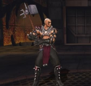 Crude hammer