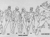 Personajes secundarios de Mortal Kombat Defenders of the Realm