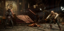 Kombat kast shaolin trap dungeon
