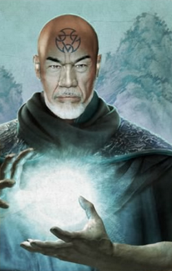 Fundador del lin kuei
