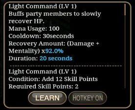 Light Command