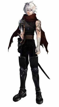 Kiyan character