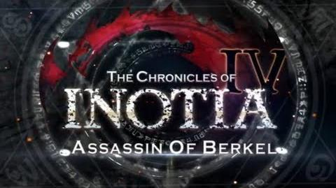 Inotia 4 Assassin of Berkel Launch Trailer