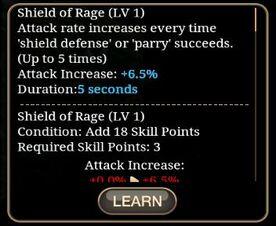 Sheild of Rage