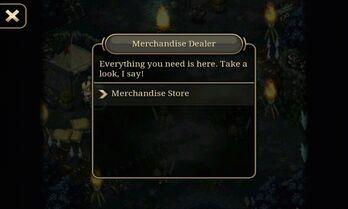 Merchandise Dealer