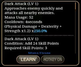 Dark Attack