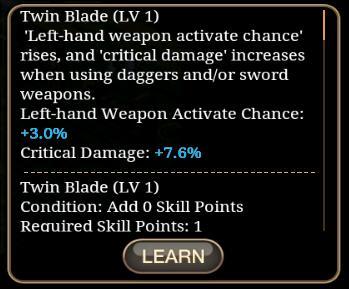 Twin Blade