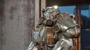 Fallout 4 Рыцарь Братства
