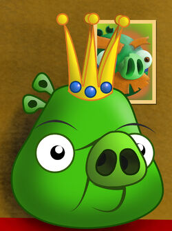 Король свиней Внешность