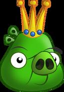 Король свиней Упрощённый дизайн 1