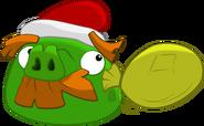 Усатый Барон Дед Мороз