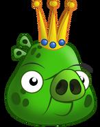 Король свиней Упрощённый дизайн 2