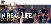 "In Real Life Performs ""Crazy AF"" LIVE at Serramonte Center"
