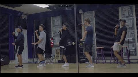 Real Life with In Real Life - Episode 05 Choreography