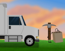 Unknown Truck