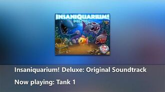 Insaniquarium! Deluxe Original Soundtrack - Tank 1