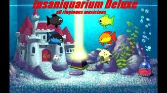 Insaniquarium Deluxe Sounds - all ringtones musicians