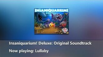 Insaniquarium! Deluxe Original Soundtrack - Lullaby