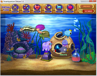 how to get king guppy in insaniquarium